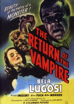 Return of the Vampire (DVD) 110363