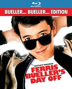 Ferris Bueller's Day Off Blu-Ray from Warner Bros. 10390968