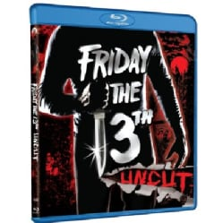 Friday The 13th Uncut (Blu-ray Disc) 10390989