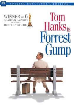 Forrest Gump Dvd from Warner Bros. 10391010