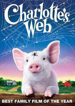 Charlotte's Web (DVD) 10391551