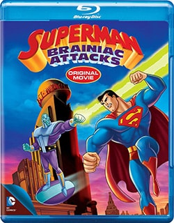 Superman: Brainiac Attacks (Blu-ray Disc) 10391592