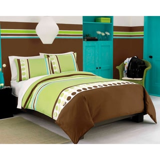 Roxy Kelly Colorblock Comforter Set