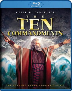 The Ten Commandments (Blu-ray Disc) 10396984