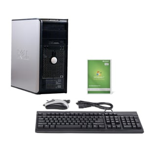 Dell Optiplex 780 3.16GHz 750GB MT Computer (Refurbished)