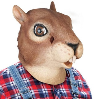 Accoutrements 12293 Squirrel Mask