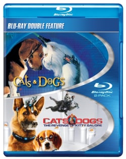 Cats & Dogs 1 & 2 (Blu-ray Disc) 10422247