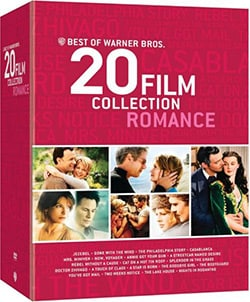 Best of Warner Bros. 20 Film Collection: Romance (DVD) 10422252