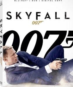 Skyfall [2 Discs] [Blu-ray/DVD](Blu-ray) (used) 10427202