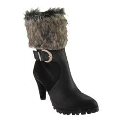 Women's Antia Shoes Gracie Black Leather