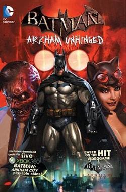 Batman: Arkham Unhinged 1 (Paperback) 10430616