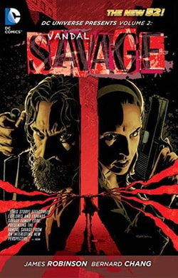 DC Universe Presents 2: Vandal Savage (The New 52) (Paperback) 10430656