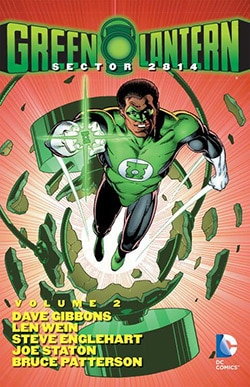 Green Lantern: Sector 2814 Vol. 2 (Paperback) 10430659