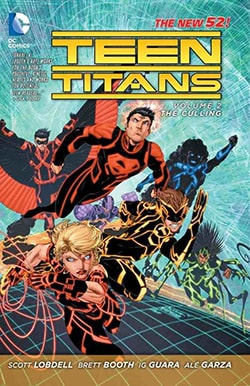 Teen Titans 2: The Culling (The New 52) (Paperback) 10430683