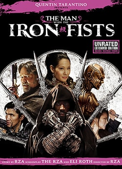 The Man with the Iron Fists (DVD) 10459877