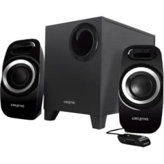 Creative Inspire T3300 2.1 Speaker System - 25 W RMS