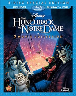 The Hunchback of Notre Dame/The Hunchback of Notre Dame 2 (Blu-ray/DVD) 10462532