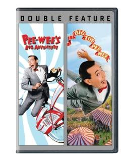 Pee-Wee's Big Adventure/Big Top Pee-Wee (DVD) 10469669