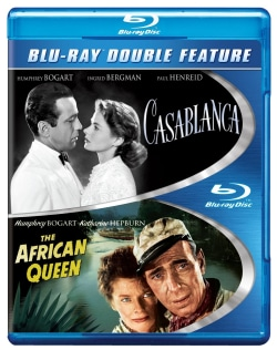 Casablanca/African Queen (Blu-ray Disc) 10469671