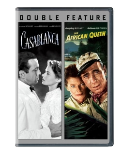 Casablanca/African Queen (DVD) 10469672
