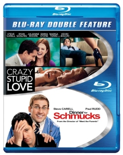 Crazy Stupid Love/Dinner for Schmucks (Blu-ray Disc) 10469673