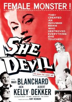 She Devil (DVD) 10469704
