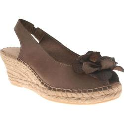 Women's Azura Flashback Brown Leather