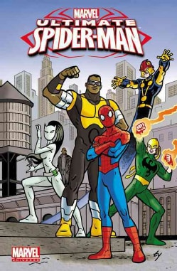 Marvel Universe Ultimate Spider-Man 3 (Paperback) 10502571