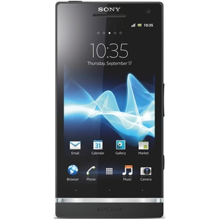 Sony Ericsson Xperia S GSM Unlocked Android Cell Phone