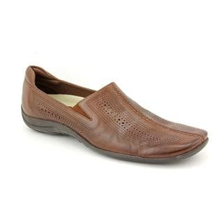Elites by Walking Cradies Women's 'Amy' Leather Dress Shoes - Wide (Size 8)