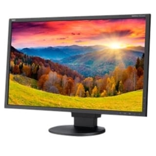 "NEC Display MultiSync EA244WMI-BK 24"" LED LCD Monitor - 16:10 - 5 ms"