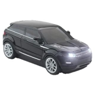 Click Car Estand Range Rover Evoque Wireless Optical Mouse - Black