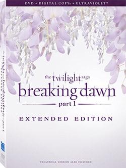 The Twilight Saga: Breaking Dawn Part 1 (DVD) 10520924