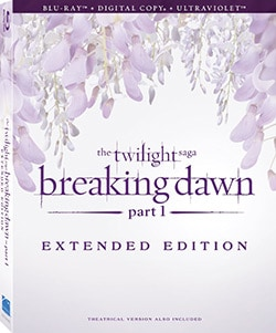 The Twilight Saga: Breaking Dawn Part 1 (Blu-ray Disc) 10520925