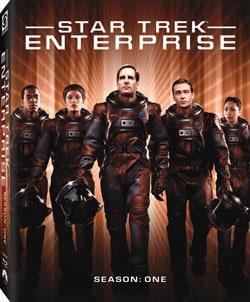 Star Trek: Enterprise The Complete First Season (Blu-ray Disc) 10520926