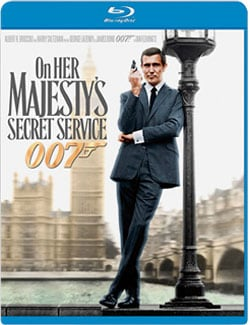 On Her Majesty's Secret Service (Blu-ray Disc) 10534553