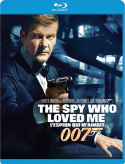 The Spy Who Loved Me (Blu-ray Disc) 10534560