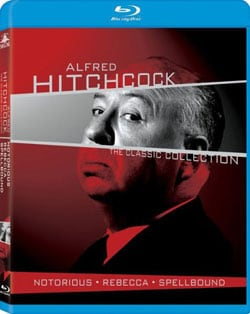 Alfred Hitchcock: The Classic Collection (Blu-ray Disc) 10534565