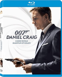 Quantum of Solace/Casino Royale (Blu-ray Disc) 10534567
