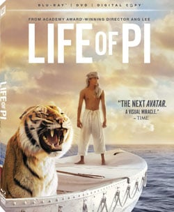 Life of Pi (Blu-ray/DVD) 10535755