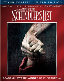 Schindler's List (20th Anniversary Edition) (Blu-ray/DVD) 10548358