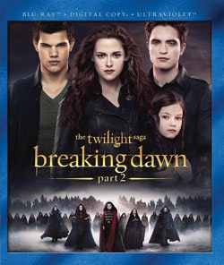 The Twilight Saga - Breaking Dawn Part 2 (Blu-ray) 10548360