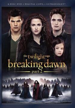The Twilight Saga - Breaking Dawn Part 2 (DVD) 10548361