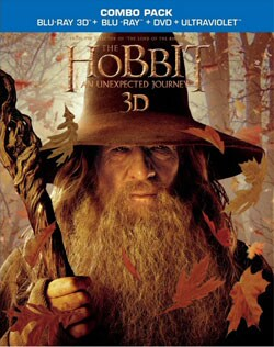 The Hobbit: An Unexpected Journey 3D (Blu-ray/DVD) 10548954