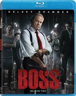 Boss Season 2 (Blu-ray Disc) 10552238