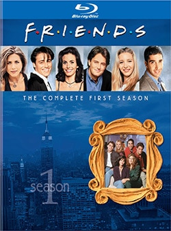 Friends: The Complete First Season (Blu-ray Disc) 10558791