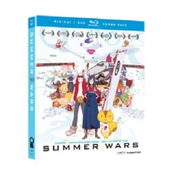 Summer Wars (Blu-ray/DVD) 10558812