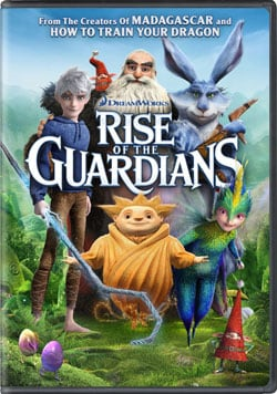 Rise of the Guardians (DVD) 10564059