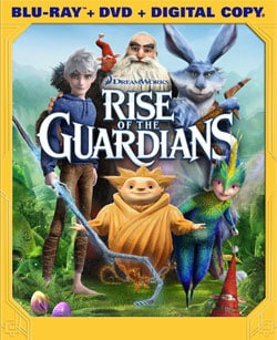 Rise of the Guardians (Blu-ray/DVD) 10564060