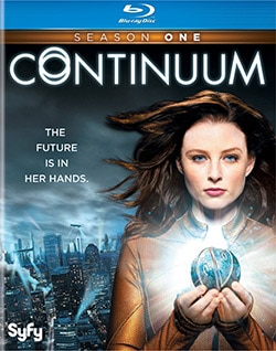 Continuum: Season One (Blu-ray Disc) 10571947